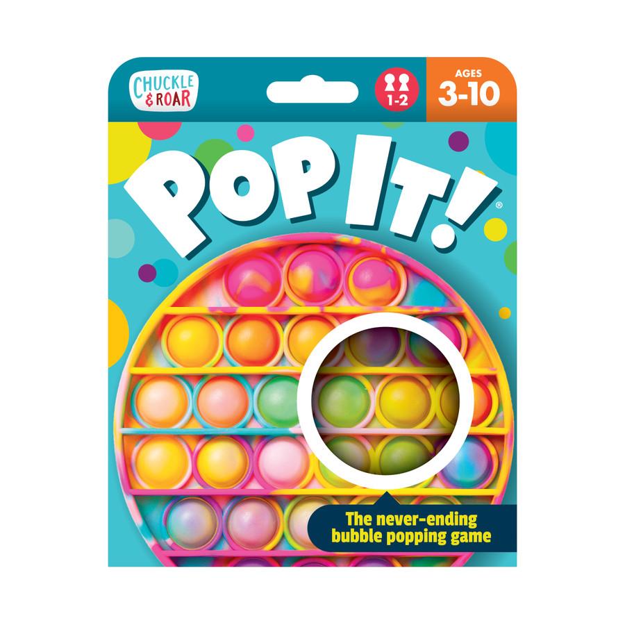 Pop It Tie Dye Front