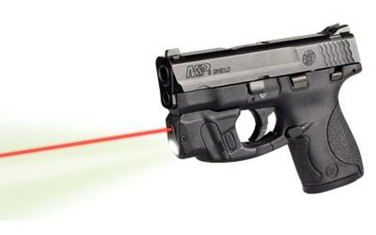"""LaserMax Rail Mount Adapter for 1/"""" Shotgun Tubes"""