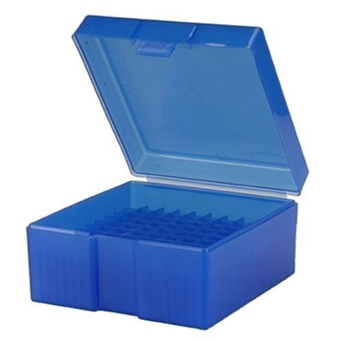 Frankford Arsenal #1009, 243/308 100 ct  Ammo Box Blue