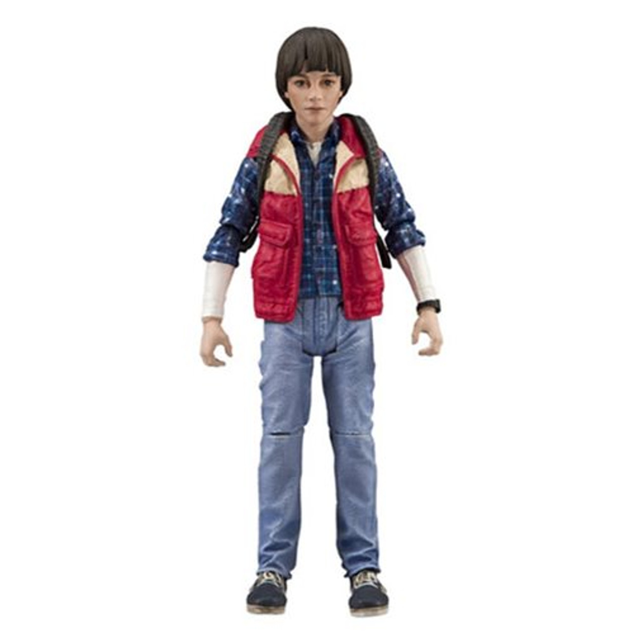 Stranger Things Punk Eleven Action Figure McFarlane Toys Official