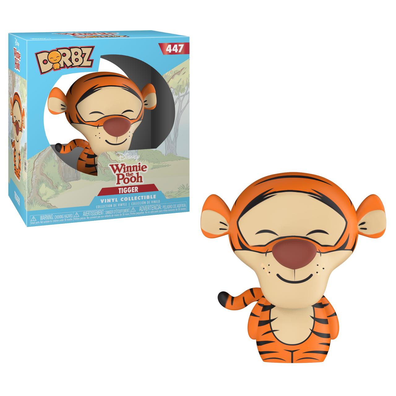 4baea8d0d8d0 Disney Winnie the Pooh Funko Dorbz Tigger  447 - Big Apple Comics