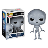 Funko X-Files Alien Pop! Vinyl Figure #186