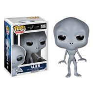 Funko X-Files Alien Pop! Vinyl Figure #186