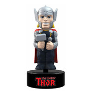 The Mighty Thor Marvel Comics Solar-Powered Bobble Head