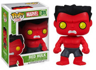 Funko Red Hulk Marvel Pop! Vinyl Bobble Head