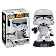 Return of the Jedi Funko POP! Star Wars Clone Trooper Vinyl Bobble Head #21 [Vaulted Edition]