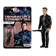 Funko Terminator 2 Terminator T - 800 ReAction 3 3/4-Inch Retro Action Figure