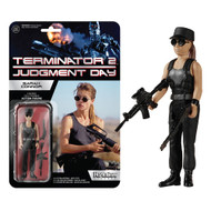 Funko Terminator 2 Sarah Connor ReAction 3 3/4-Inch Retro Action Figure