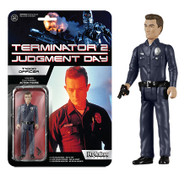 Funko Terminator 2 T - 1000 ReAction 3 3/4-Inch Retro Action Figure