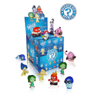 Funko Disney - Pixar Mystery Minis Inside Out Mystery Pack [1 Random Figure!]
