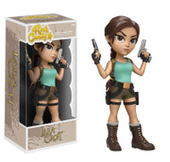 Funko Tomb Raider Rock Candy Laura Croft Vinyl Figure