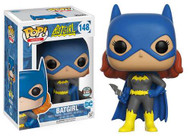 Funko introduces its latest line of exclusives - the Specialty Series. Every month, look for two major exclusives - one POP! Vinyl and one Dorbz - that can be acquired through the Specialty Series.This month: the Heroic Batgirl Pop! vinyl, and the Fallout Adamantium Skeleton Dorbz with glow-in-the-dark highlights!