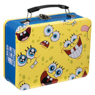 SpongeBob SquarePants Large Tin Tote by Vandor