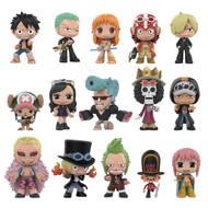 One Piece Funko Mystery Mini Blind Box 12 Packs Display