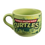 Teenage Mutant Ninja Turtles 20 oz. Ceramic Soup Mug