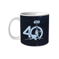Star Wars 40th Anniversary 20 oz. Heat Reactive Ceramic Mug