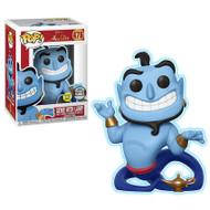 Pop Specialty Series: Aladdin - Genie with Lamp (Glow in the Dark)