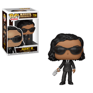 Men in Black International Agent M Funko Pop! Vinyl Figure #739. Measures approximately 3 3/4-inches tall. Comes packaged in a window display box. Ages 3 and up.