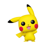 POP! GAMES - POKÉMON Grow your Pokémon collection with this Electric-type Pokémon who packs a powerful electric blast. Bring home Pop! Pikachu.