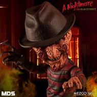 A Nightmare on Elm Street 3: Dream Warriors Designer Series Freddy Krueger Deluxe Action Figure