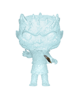 Commemorate the Battle of Winterfell; bring home Pop! Night King with a dagger in his chest.