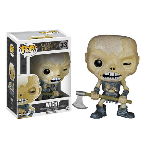 Funko Game of Thrones Wight Pop! Vinyl Figure