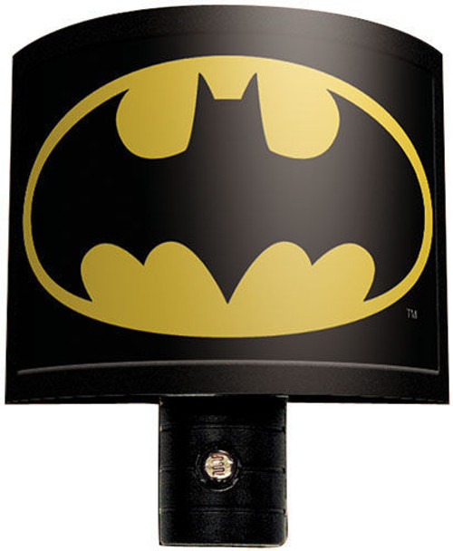 Batman Symbol Night Light