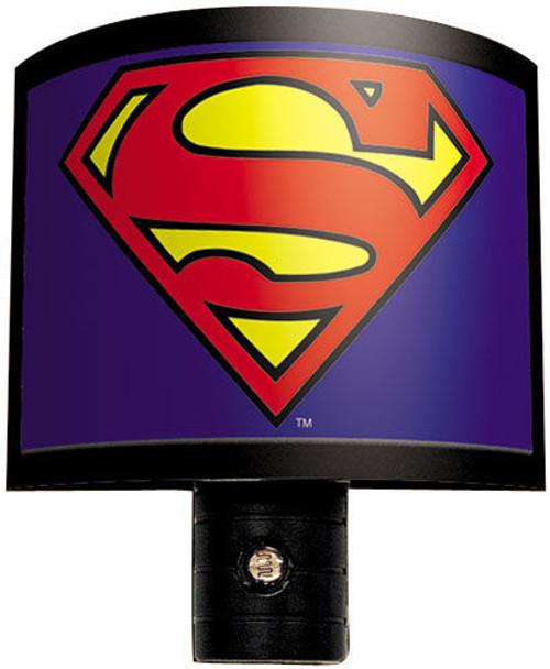 Superman Symbol Night Light