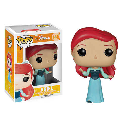 Funko The Little Mermaid Ariel Blue Dress Pop! Vinyl Figure