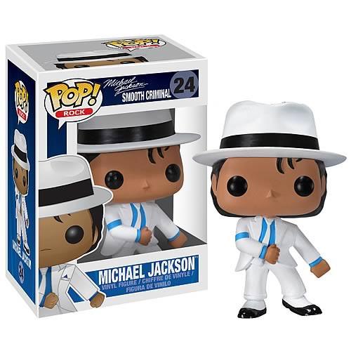 Michael Jackson Smooth Criminal Pop! Vinyl Figure