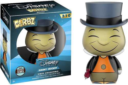 Funko Disney Dorbz Jiminy Cricket Exclusive Vinyl Figure #310