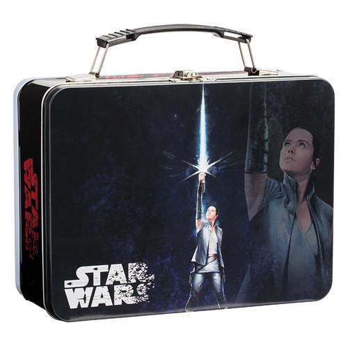 Star Wars The Last Jedi Large Tin Tote by Vandor
