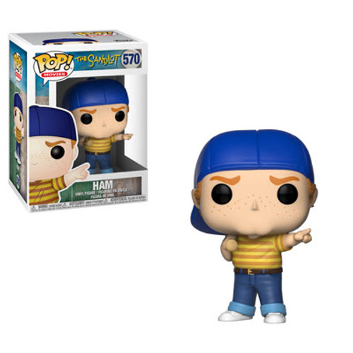The Sandlot Funko POP! Movies Ham Vinyl Figure #570