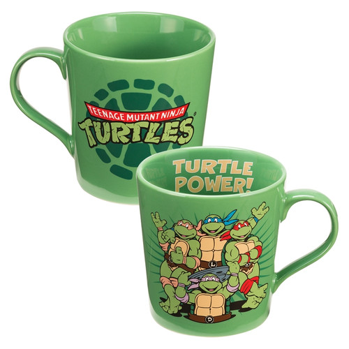 Teenage Mutant Ninja Turtles 12 oz Ceramic Mug