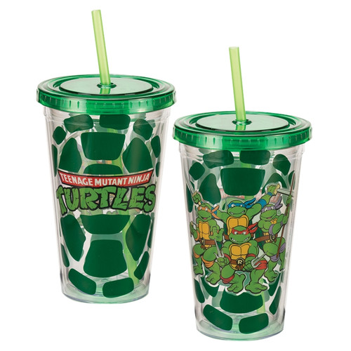 Teenage Mutant Ninja Turtles 18 oz. Acrylic Travel Cup