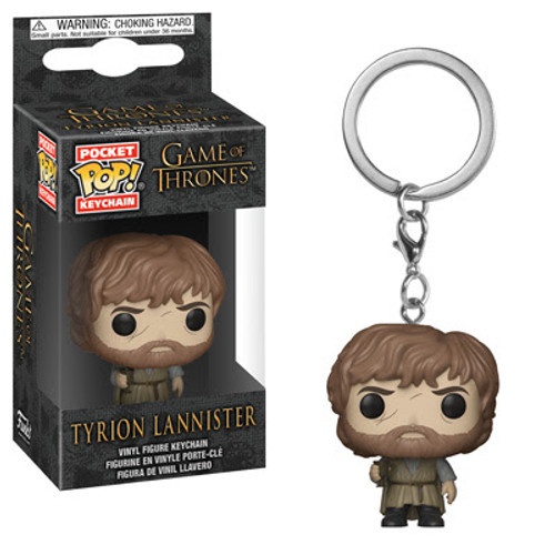 Game of Thrones Tyrion Lannister Funko POP! KeyChains