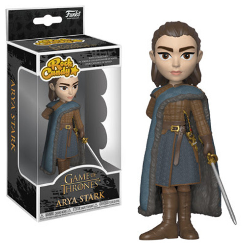 Game of Thrones Arya Stark Rock Candy Vinyl Figure