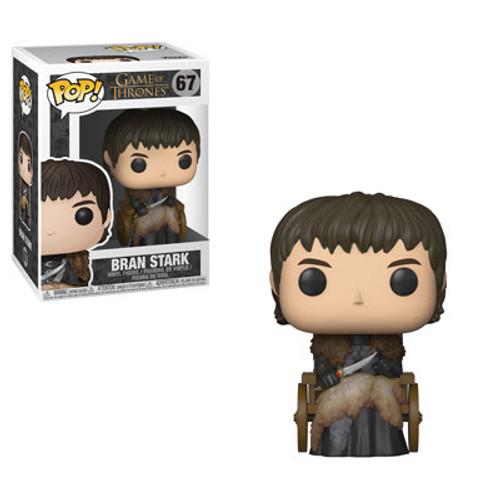 Game of Thrones Bran Stark Funko POP! Vinyl Figure #67