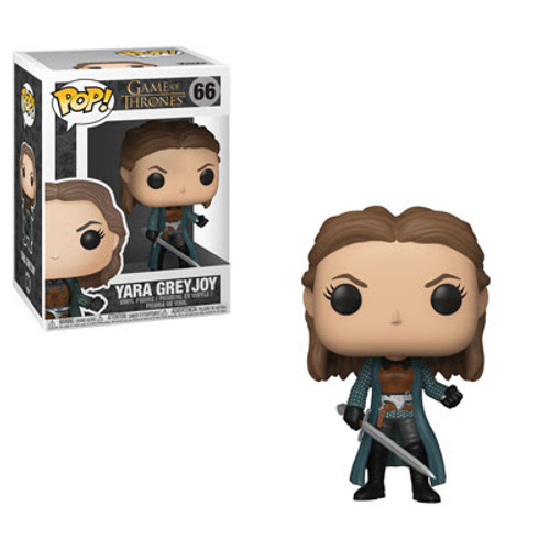 Game of Thrones Yara Greyjoy Funko POP! Vinyl Figure #66