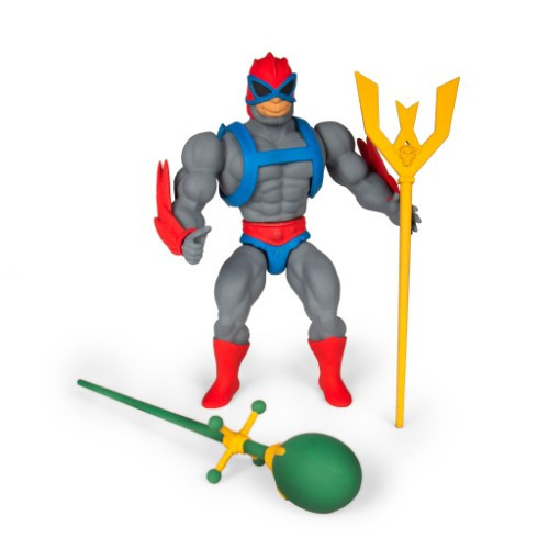 Masters Of The Universe Vintage Stratos 5 1/2-Inch Action Figure