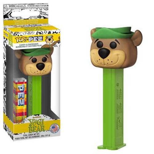 Hanna-Barbera Funko POP! PEZ Yogi Bear Candy Dispenser