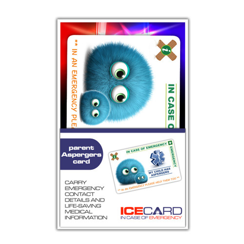 ASPERGERS Parent Card