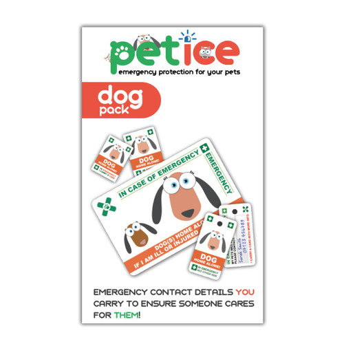 DOG design PetICE PREMIUM pack