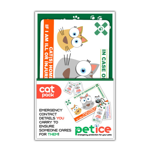 CAT design PetICE PREMIUM pack