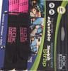 ROK Straps Motorcycle Adjustable Strap 60 x 1 inch Pink/Black