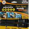 ROK Straps Adjustable Pack Strap 42 x 5/8 inch Black
