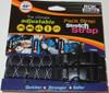 ROK Straps Adjustable Pack Strap 42 x 5/8 inch Reflective Black
