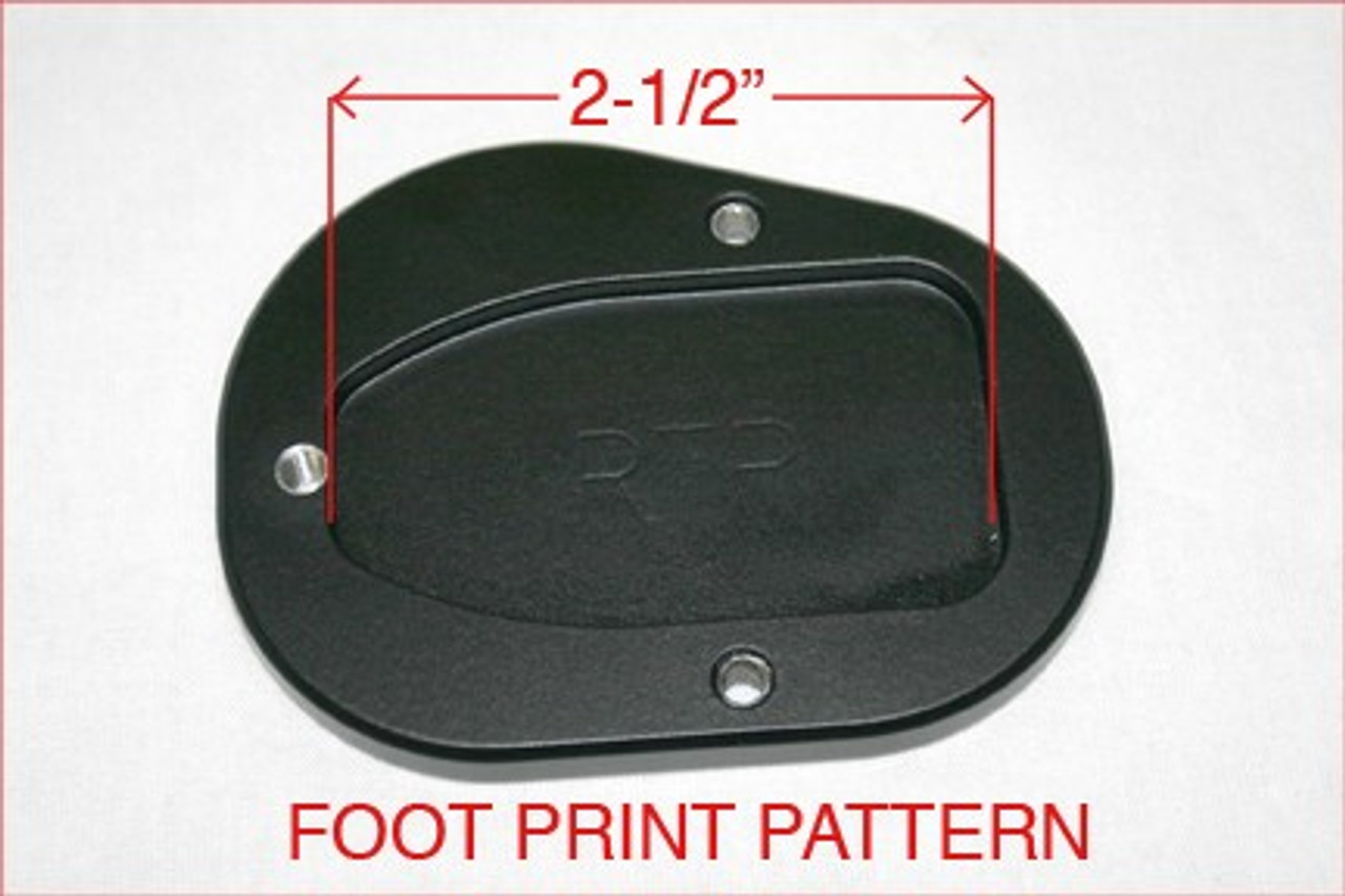 Motorcycle Sidestand Foot plate Enlarger R1150RT and R1150RTP