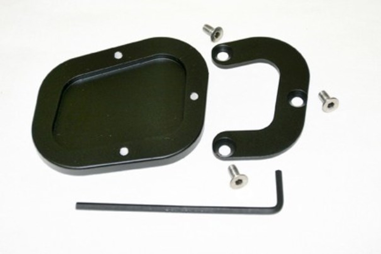 Sidestand Foot plate Enlarger R1200GS (08-12) R1200GSA (08-13)