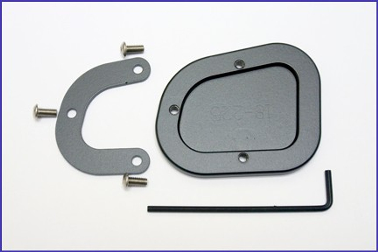 Sidestand Foot plate Enlarger R1200GS (05-07)